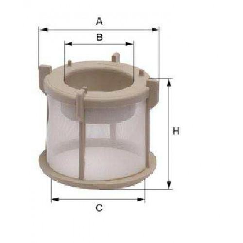 Remkomplekts degvielas sūkņa MB-ACTR