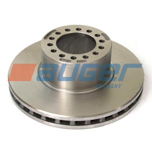 Disks bremžu priekšējais d-377-14C MB-ATEG
