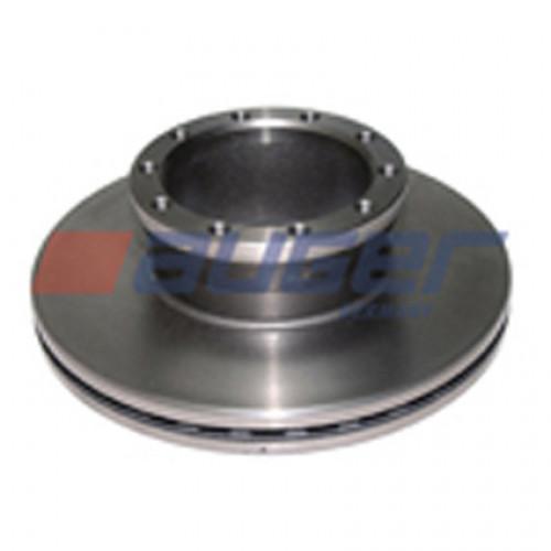 Disks bremžu d-330X34/H104 MAN