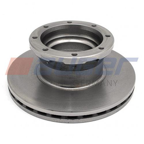 Disks bremžu priekšas 330X34/ H130 MAN