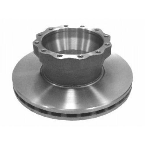 Disks bremžu aizmugures d-330X34/H124