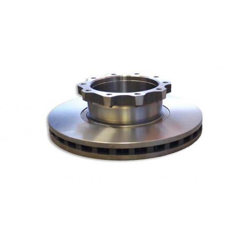 Disks bremžu d-376X45/H128 MAN
