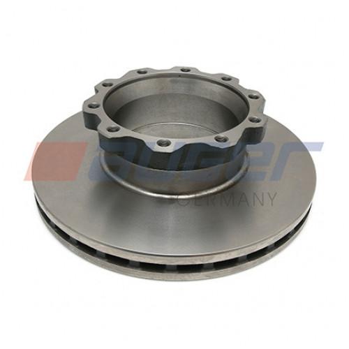 Disks bremžu d-432x45/H135 MAN